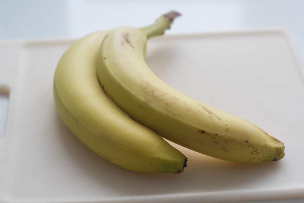 opskrift på hjemmelavede bananis med chokolade)