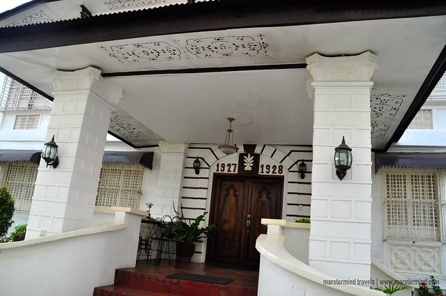 Old Mansion in Gapan