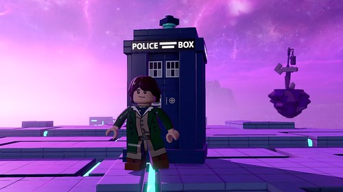 LEGO Dimensions Doctor Who Eighth Doctor
