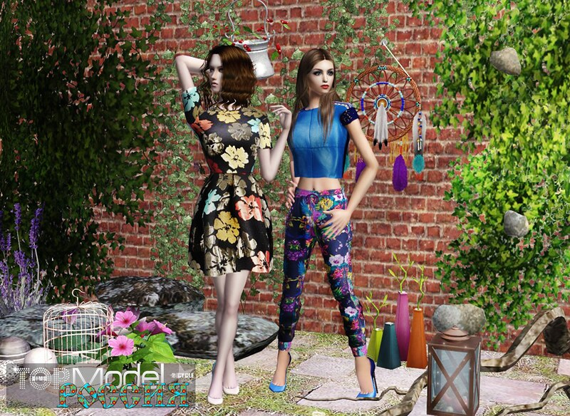 ○VIDEO project○Sim's next top model: Russia(выпуски) - Страница 3 19715431895_50fded5f8c_c