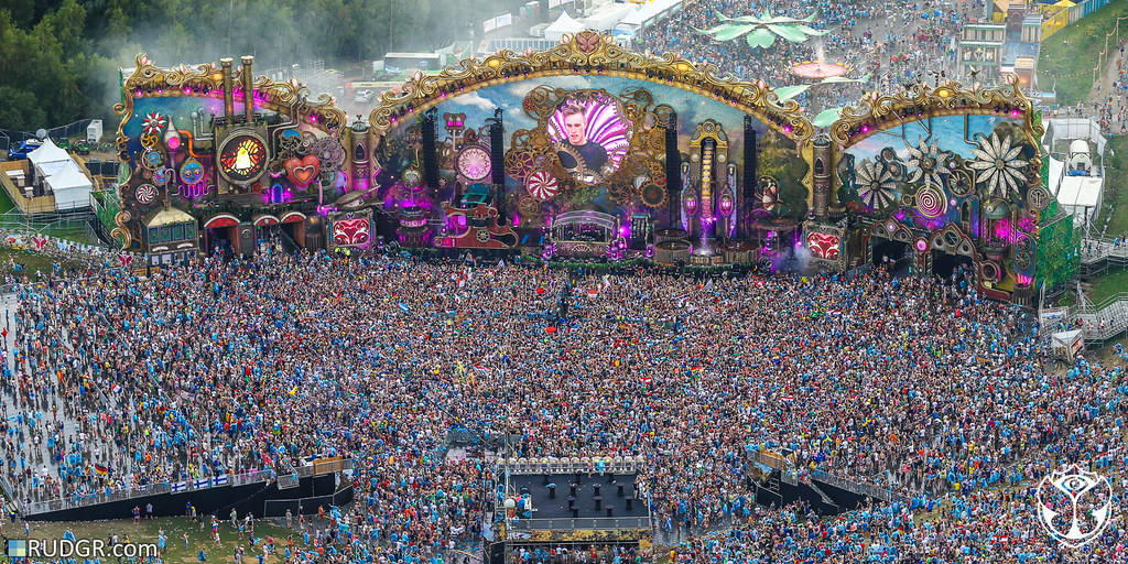 The 2014 edition of Tomorrowland – Weekend II