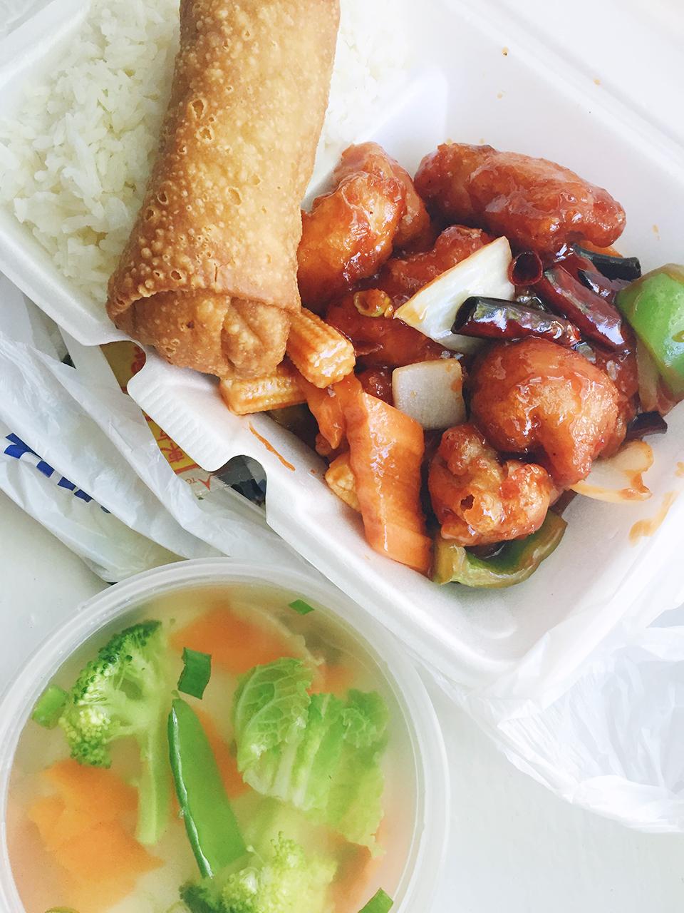 Lakeview Chinese Food Lac Du Bonnet