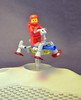 Neo-Classic Space Hover Scout 01