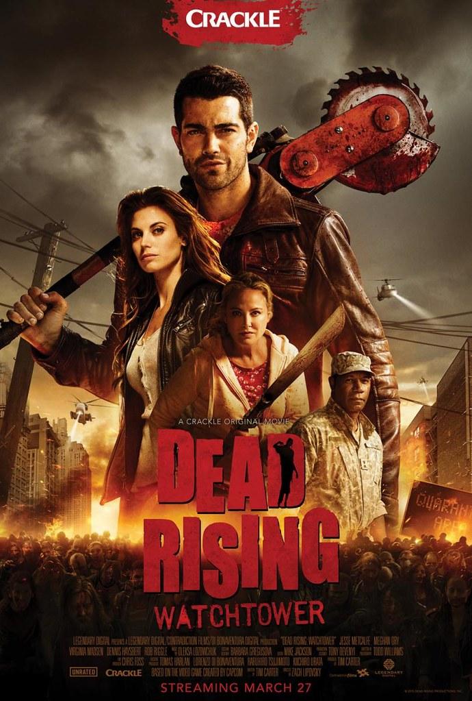 Xác Sống: Khu Cách Ly - Dead Rising: Watchtower 2015