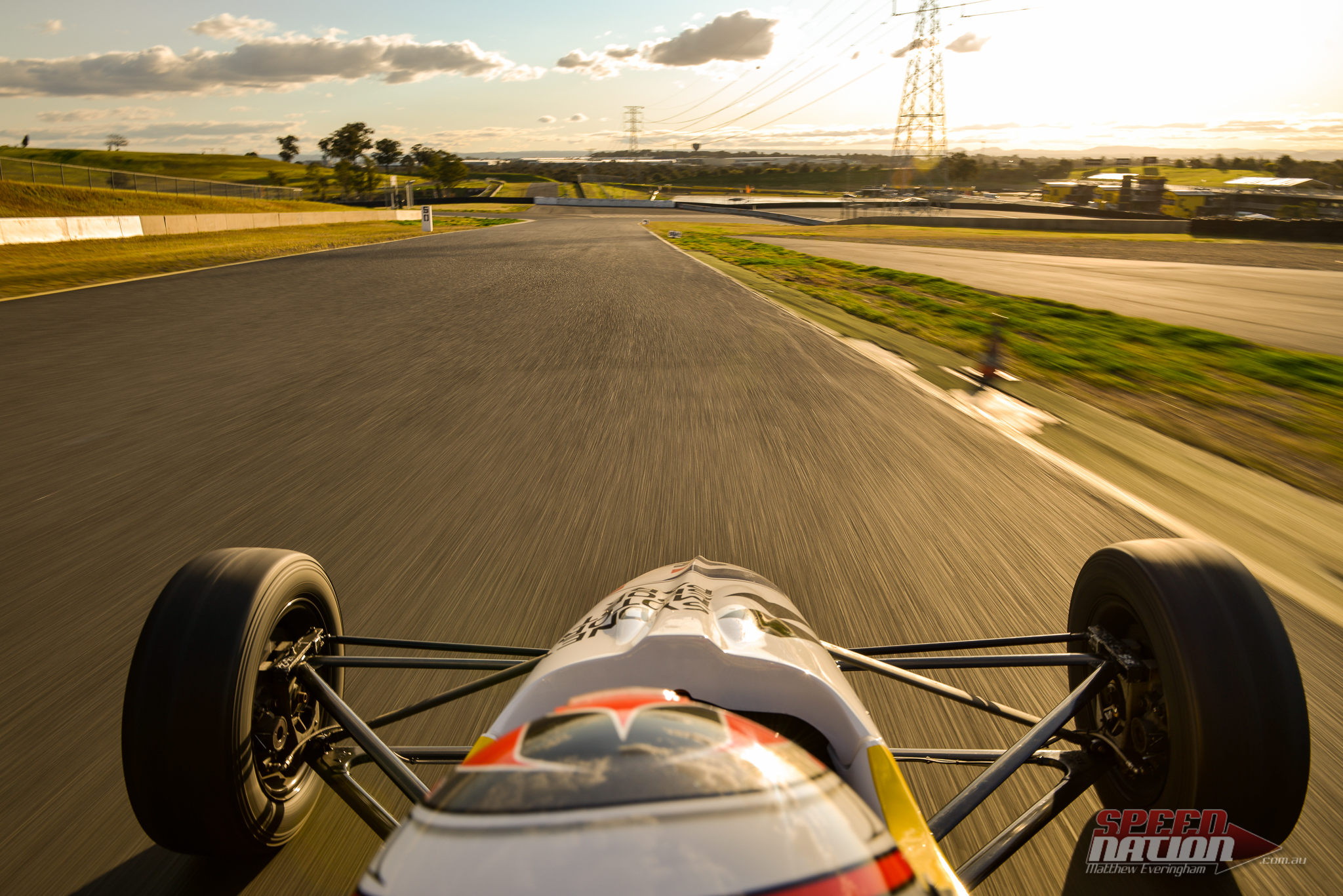 SN:: Anglo 2 Seater Formula Ford