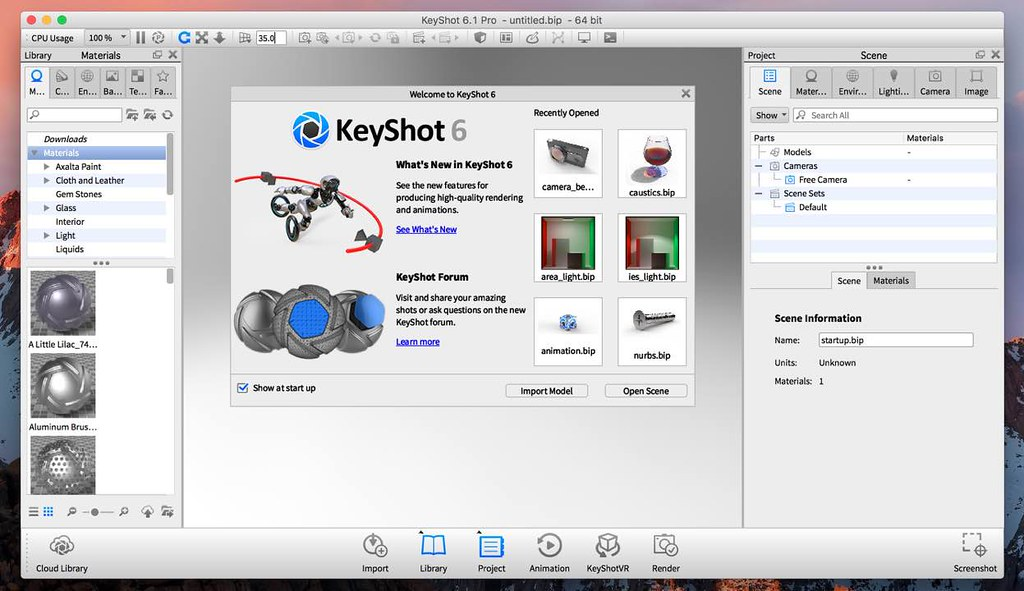keyshot 7 crack mac