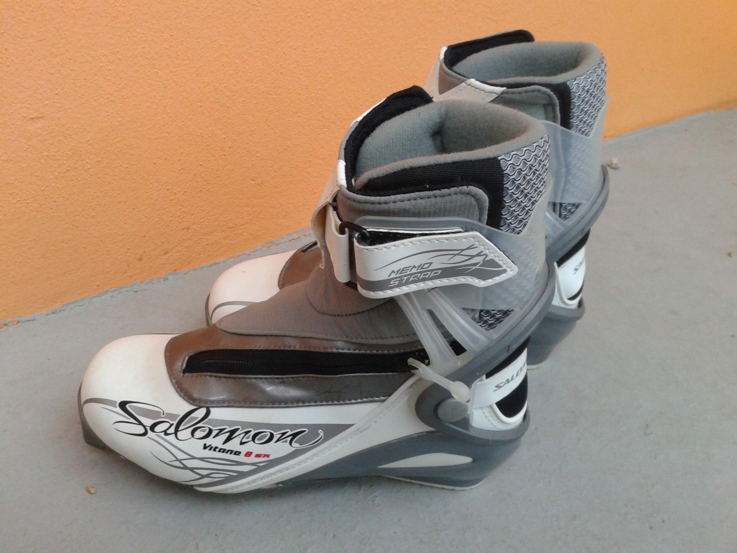 Dámské běžecké boty Salomon VITANE 8 SKATE 4a16bdc7a13