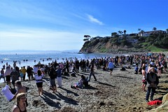New Years Day At The Beach