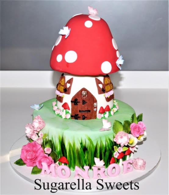 Cake from Sugarella Sweets by Liliana da Silva