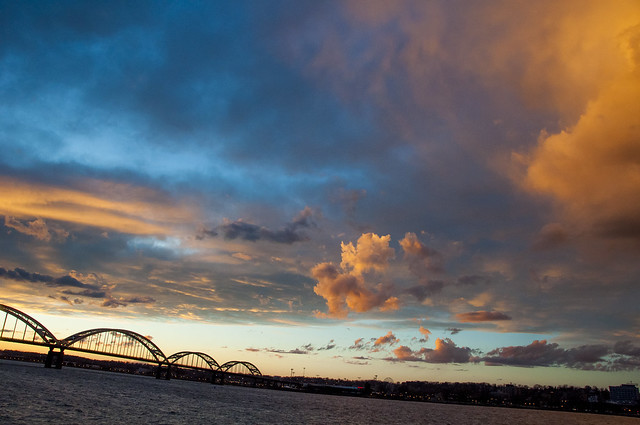 Vertigo Sunset