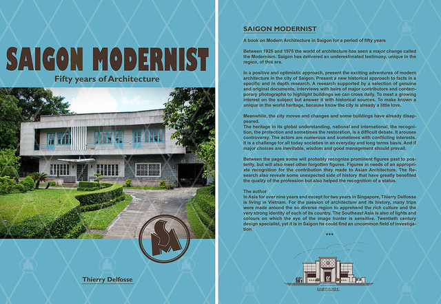 Saigon Modernist: Fifty years of Architecture - by Thierry Delfosse  (1)