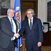 Secretary General Meets with German Foreign Office´s Coordinator for Transatlantic Cooperation