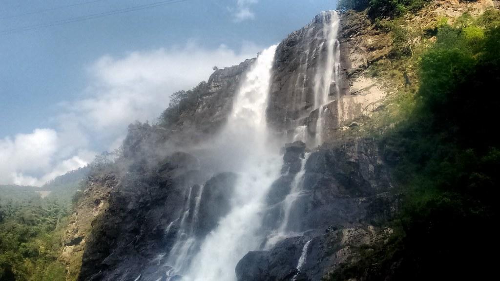Jung (Nuranang) Falls