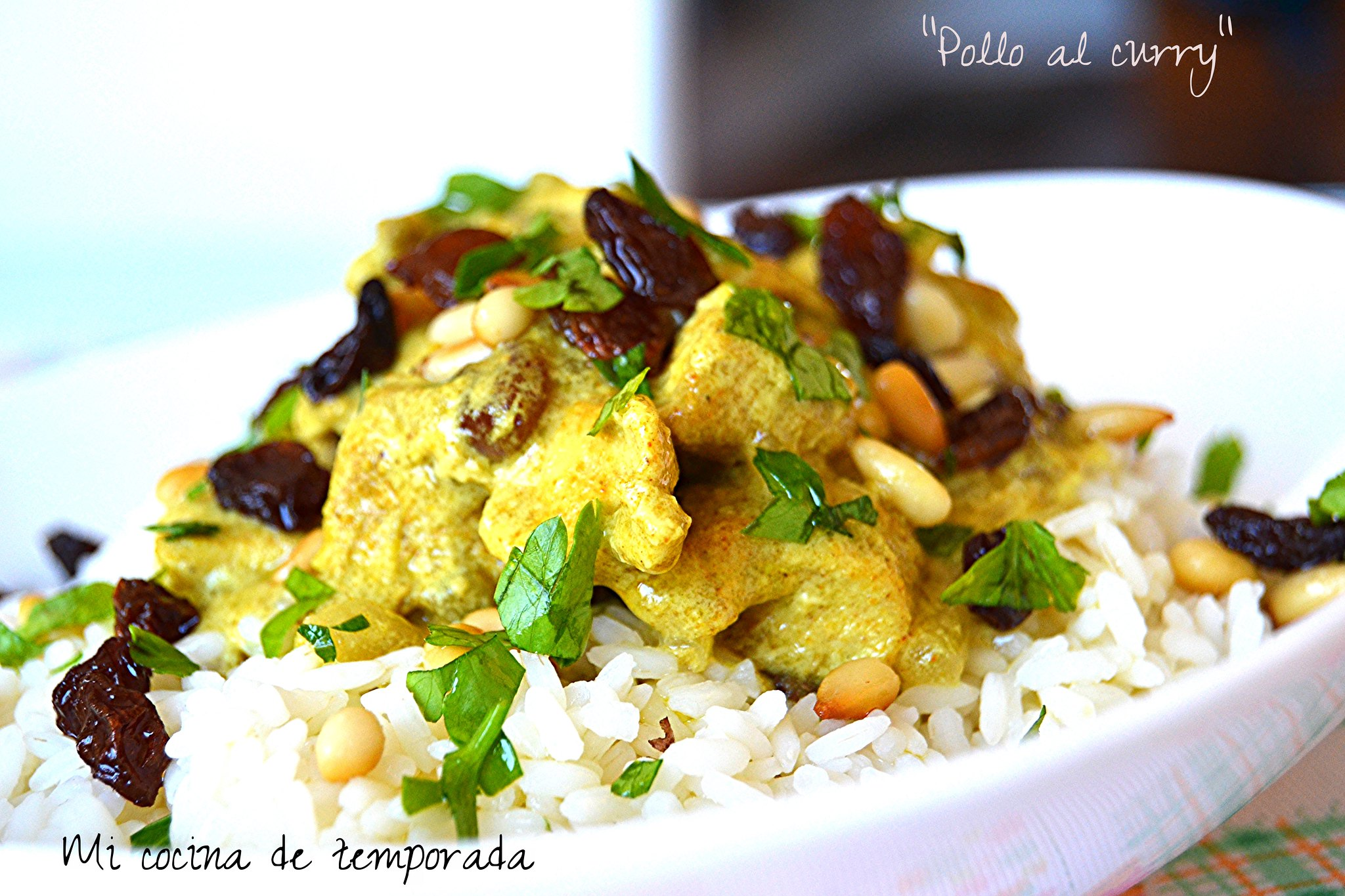 Pollo al curry 031