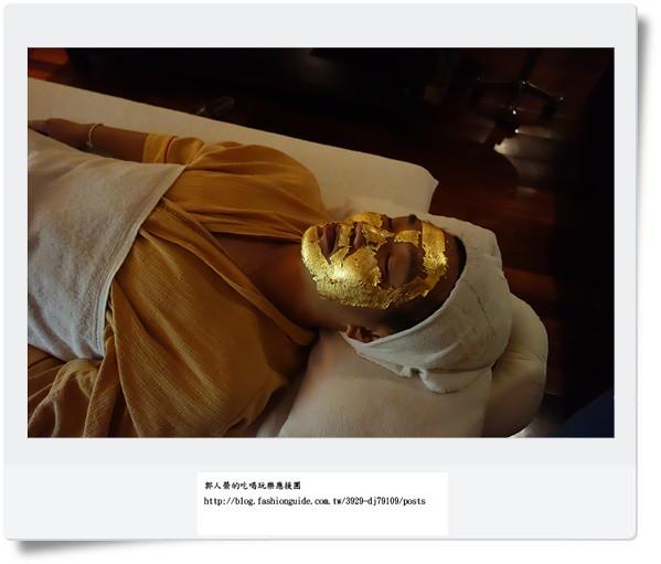 (SPA 清邁) Panna Spa ~ 往臉上貼金! 99.9%純金面膜SPA  (內文有獨家首度62折優惠)