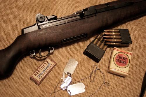 WW-2 US M1 Rifle
