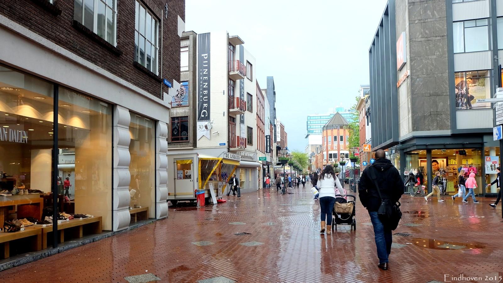 Vrijstraat, Eindhoven, Nederland