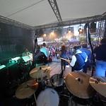 Blick von der Bühne