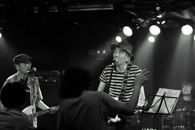 ファズの魔法使い live at 獅子王, Tokyo, 10 Jul 2015. 195