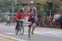 Ospalý po zranění míří na MS v dlouhém triatlonu