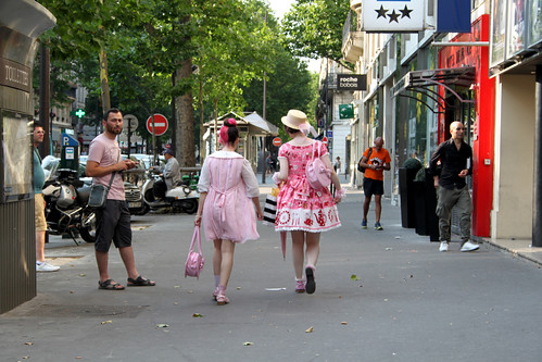 Lolitas in the Wild