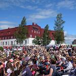 4. juli 2015 - 14:22 - Tomatkarnevals publik