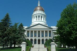 Maine - Augusta views 1