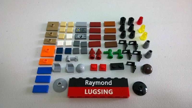 Review : #010 LEGO IDEAS - 21302 The Big Bang Theory 19607657446_62e602cbd5_c