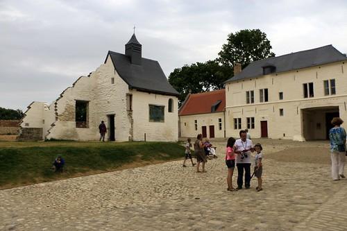 La fattoria, sede operativa di Napoleone