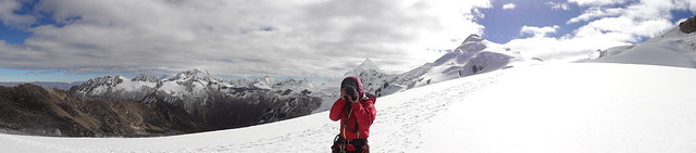 Highlights of the Cordillera Blanca Traverse: Val on Ishinca-Ranrapallca Col