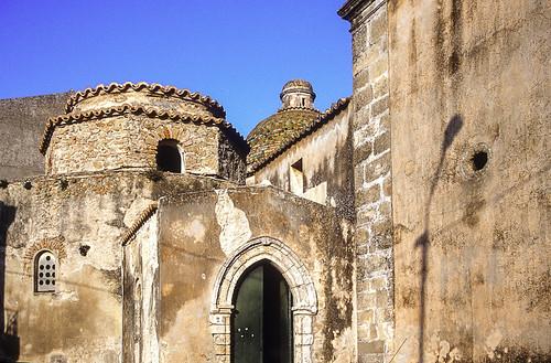 Battistero, Santa Severina, provincia di Crotone
