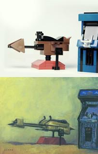 Arcade 1983 / Compare