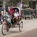 City of Rickshaws by eyelean