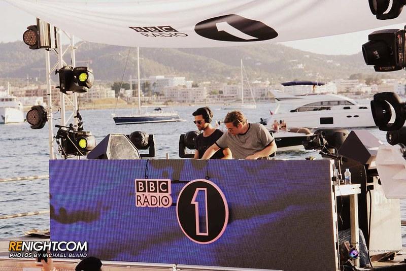Radio One in Ibiza 2015 (20 Years) Photo Report - Saturday at Cafe Mambo