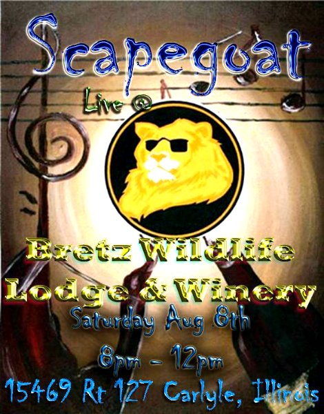 Scapegoat 8-8-15