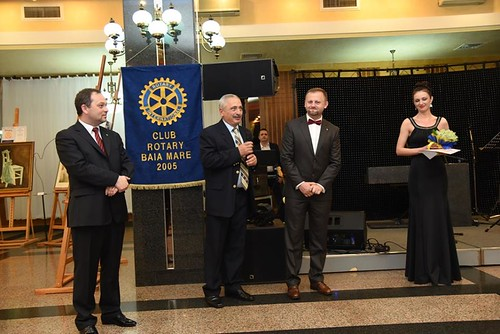 Balul Rotary Baia Mare 2015