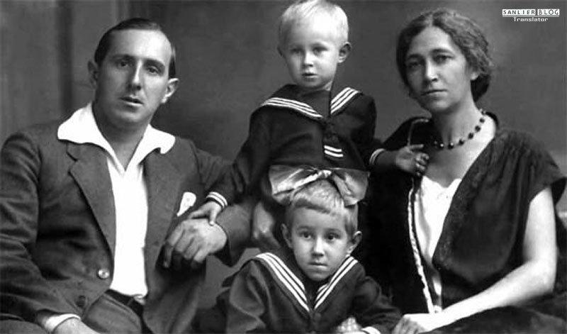 苏联名人家庭40