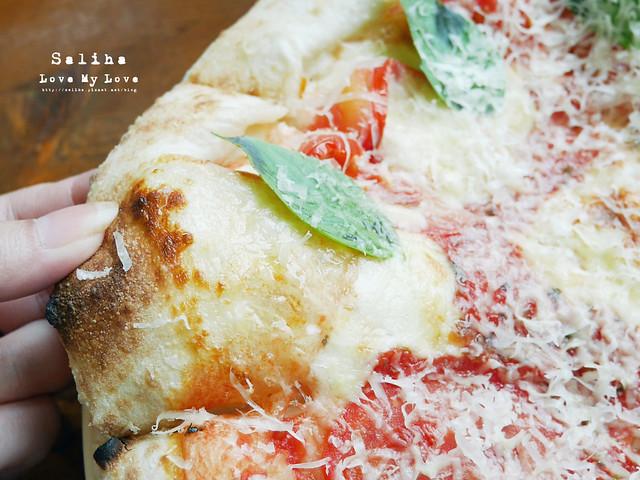 北投捷運站美食素食蔬食餐廳推薦阿馬非好吃披薩 (1)