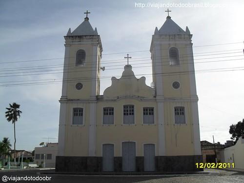 Porto Real do Colégio -  Igreja Nossa Senhora da Imaculada Conceição