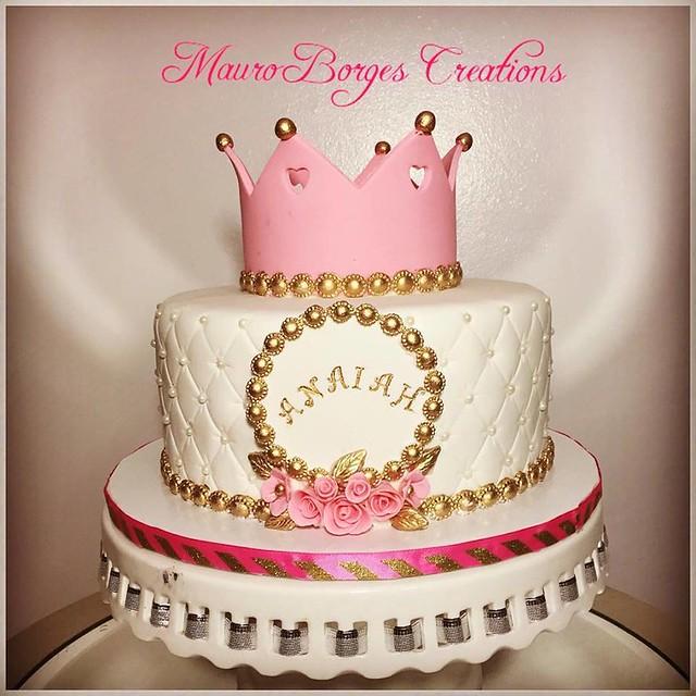 Birthday Cake by Mauro Borges Creations - cake, cupcake & brigadeiro