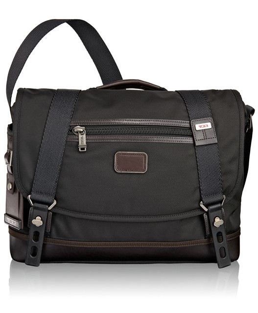 TUMI copy of john peters messenger bag style 1606