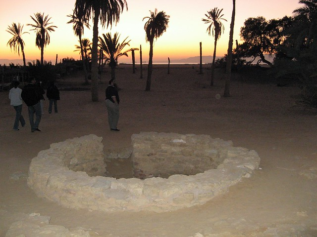 Well of Musa in Sinai (Moses Well)