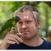 Making Friends with Sally's Rainbow Lorikeet by Craig Jewell Photography