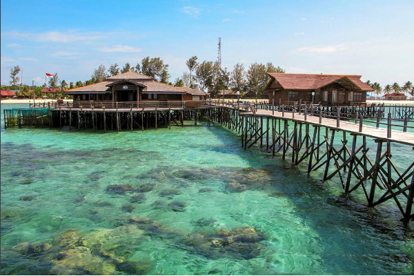 Derawan dive resort 2