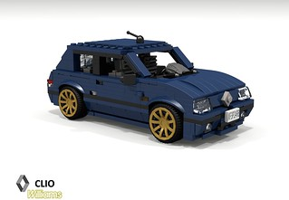 Renault Clio MkI Williams (1993)