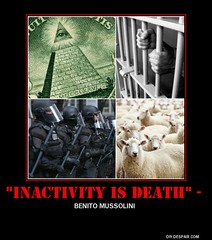 Inactivity is death