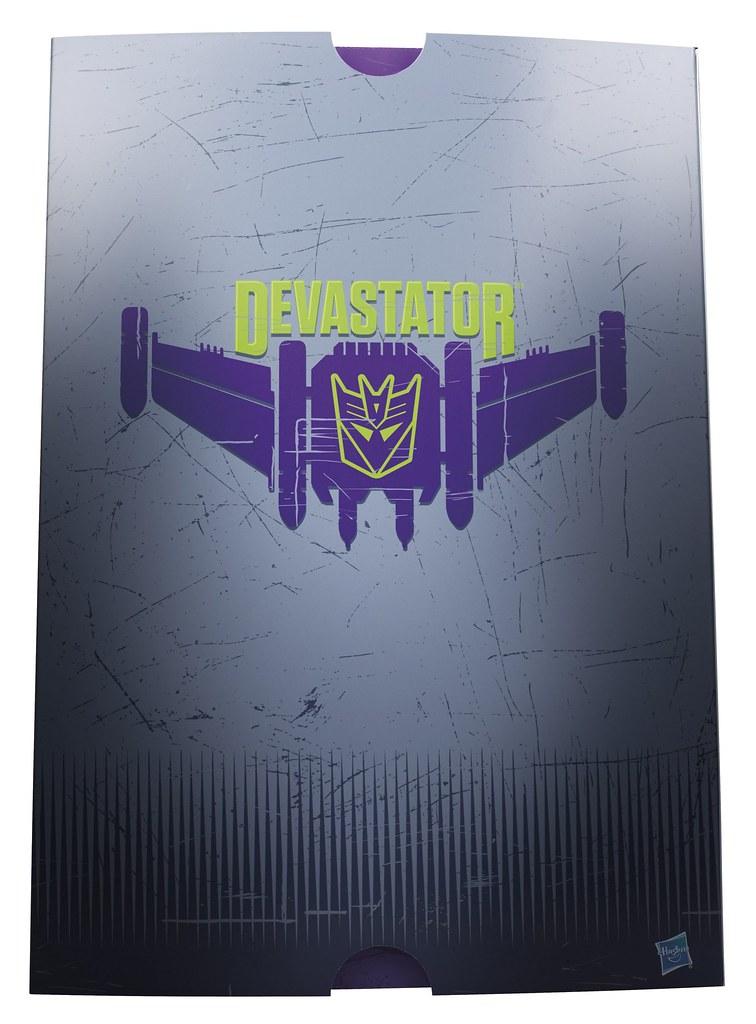 SDCC 限定《合體金剛戰爭》工程金剛部隊 – 破壞者(Devastator)