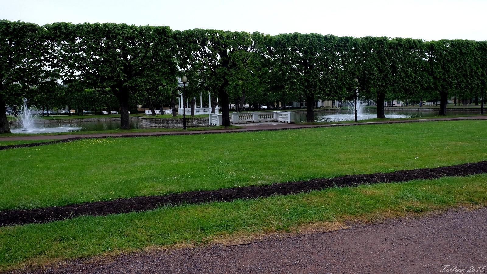 Kadriorg Park, Tallinn, Eesti