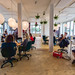Mediamatic office at the Biotoop by FotoMediamatic