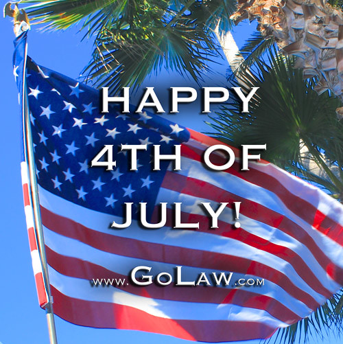 GoLaw-July4th